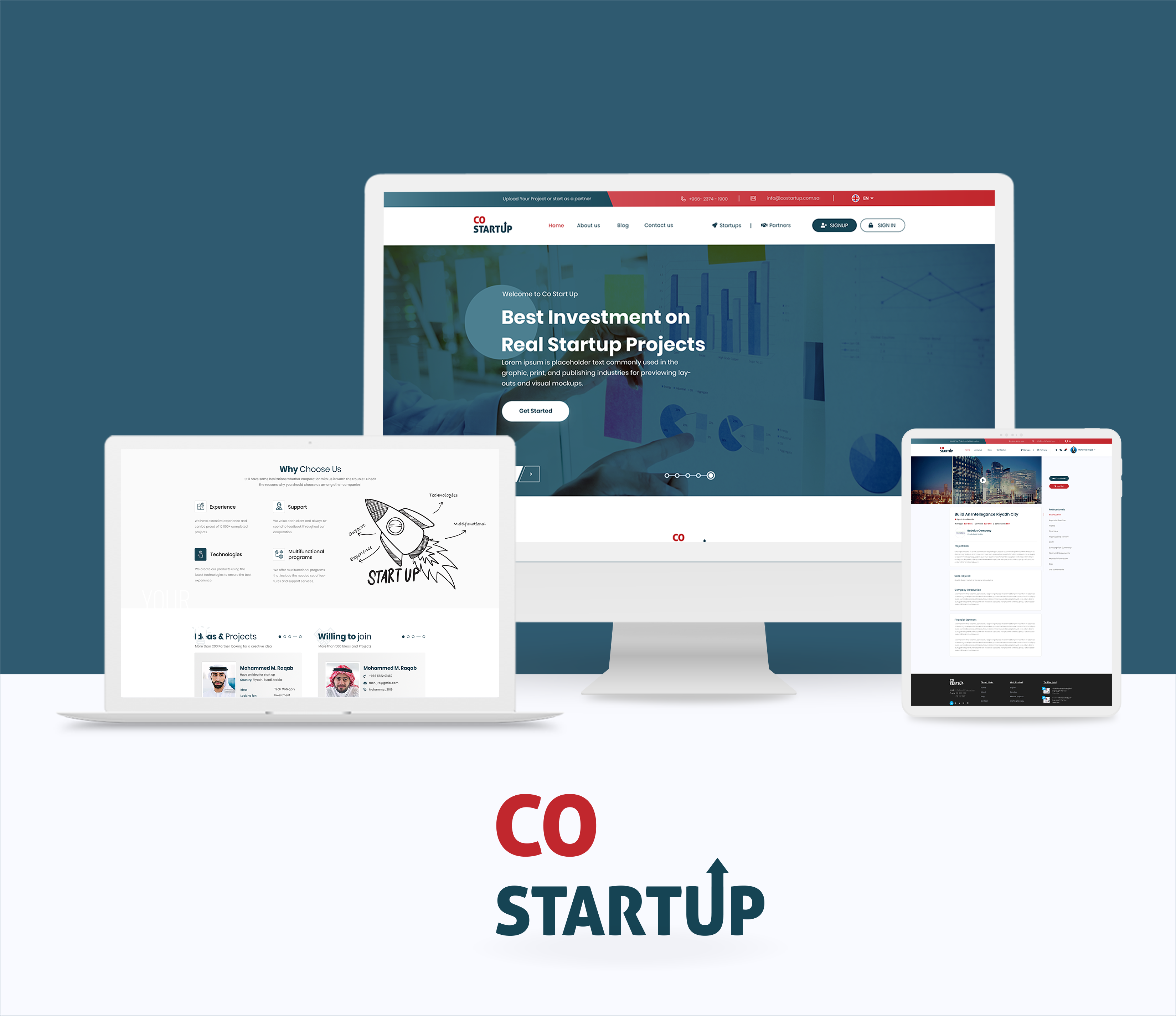 co startup